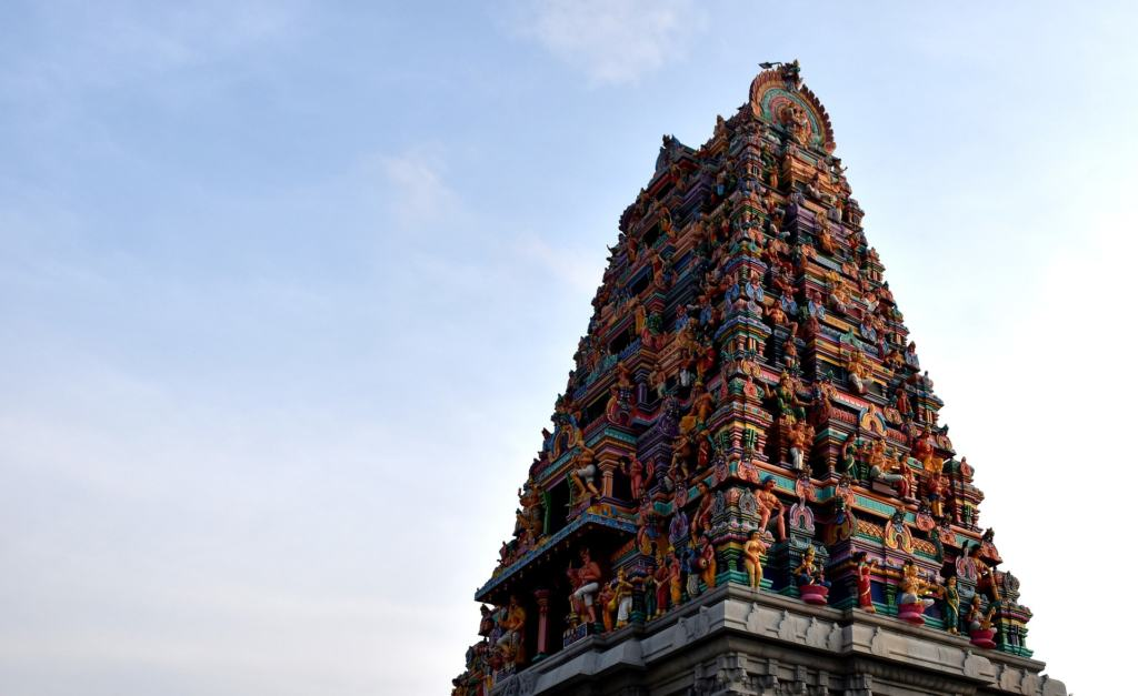 Bangalore Temple 1024x627 - It's official: Bangalore is the world's most dynamic city. But what does it offer expats?