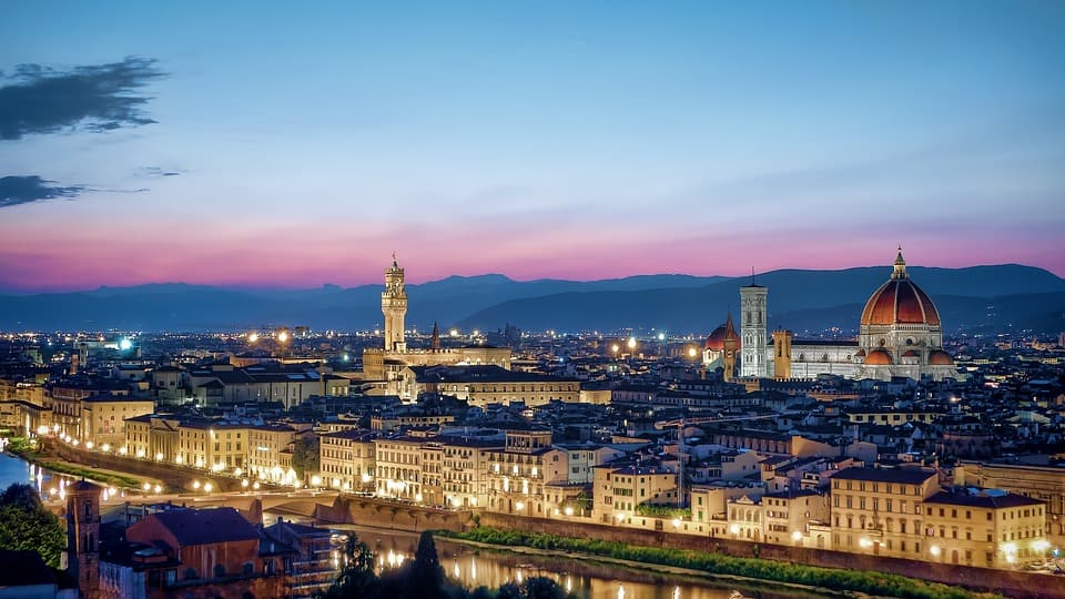 Florence Italy - Where to go for a solo winter getaway