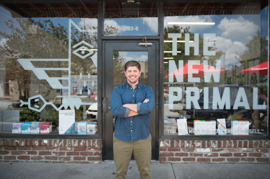 Jason Burke of The New Primal