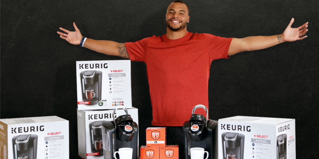Keurig® K Select™ Coffee Maker 1024x512 - 30+ Unique Gifts For Men: Holiday Gift Guide