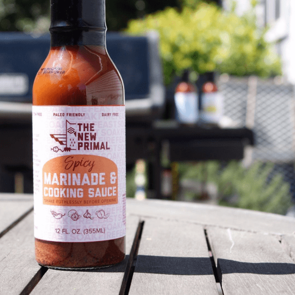 The New Primal Spicy Marinade - Jason Burke of The New Primal: An Emerging Food Brand Entrepreneur
