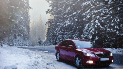 Staying Safe on The Road This Winter
