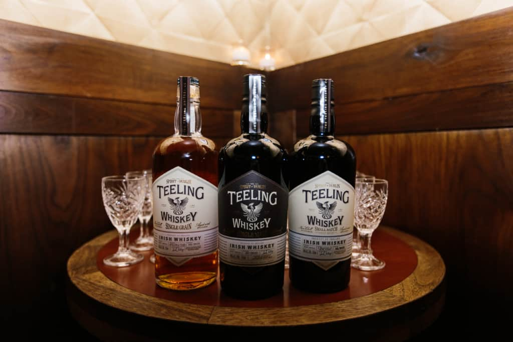 2017 Teeling Whiskey 1024x683 - 30+ Unique Gifts For Men: 2017 Holiday Gift Guide