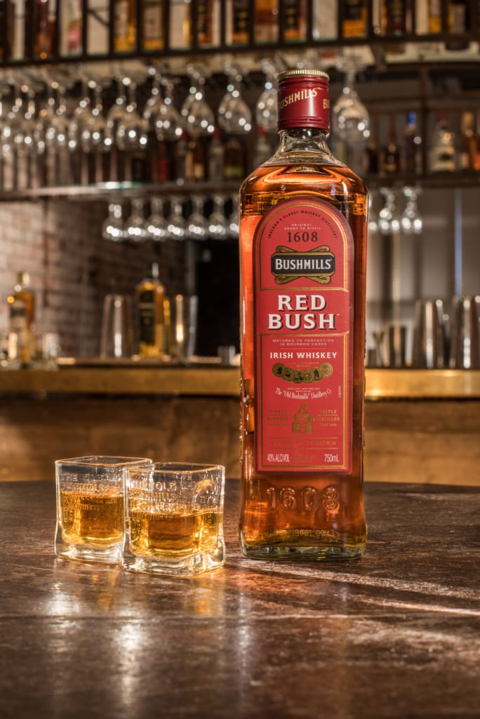 Bushmills Red Bush 684x1024 - 30+ Unique Gifts For Men: 2017 Holiday Gift Guide