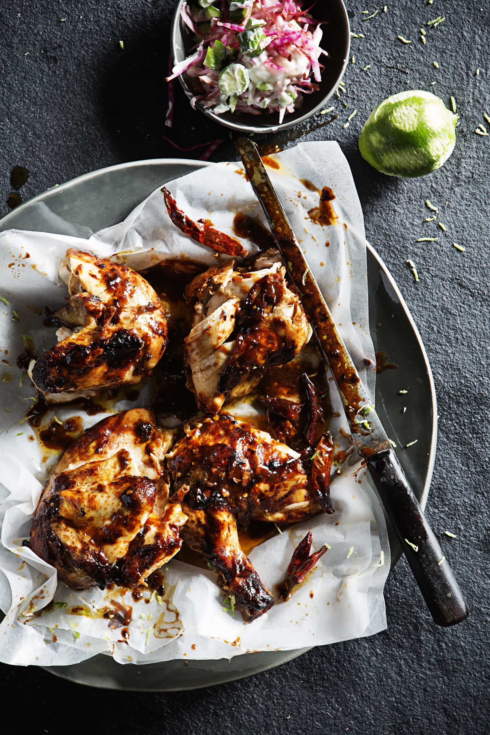 Nando's Peri Peri Grilled Chicken