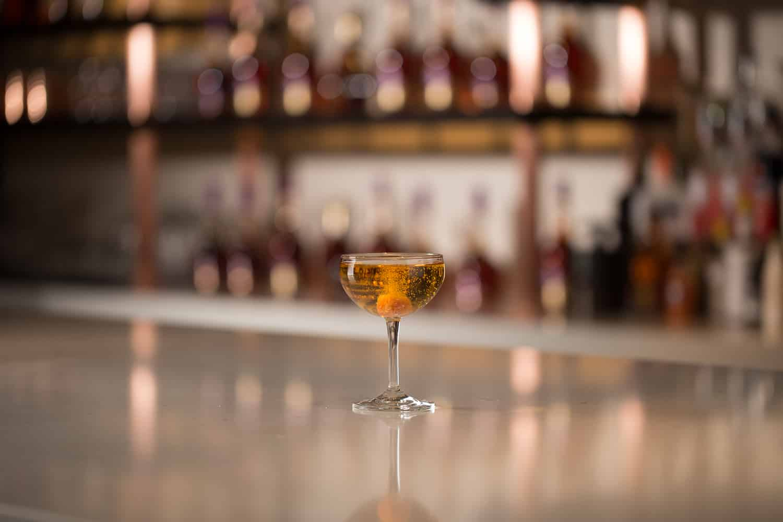 Sparkling Cognac Cocktail