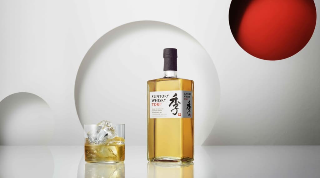 SuntoryWhiskyToki Beauty2 Credit Suntory 1024x569 - 30+ Unique Gifts For Men: 2017 Holiday Gift Guide