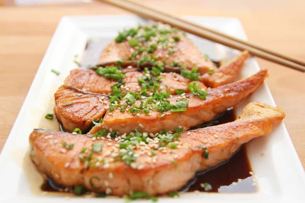 Teriyaki Salmon 1024x682 - What are the Benefits of Intermittent Fasting