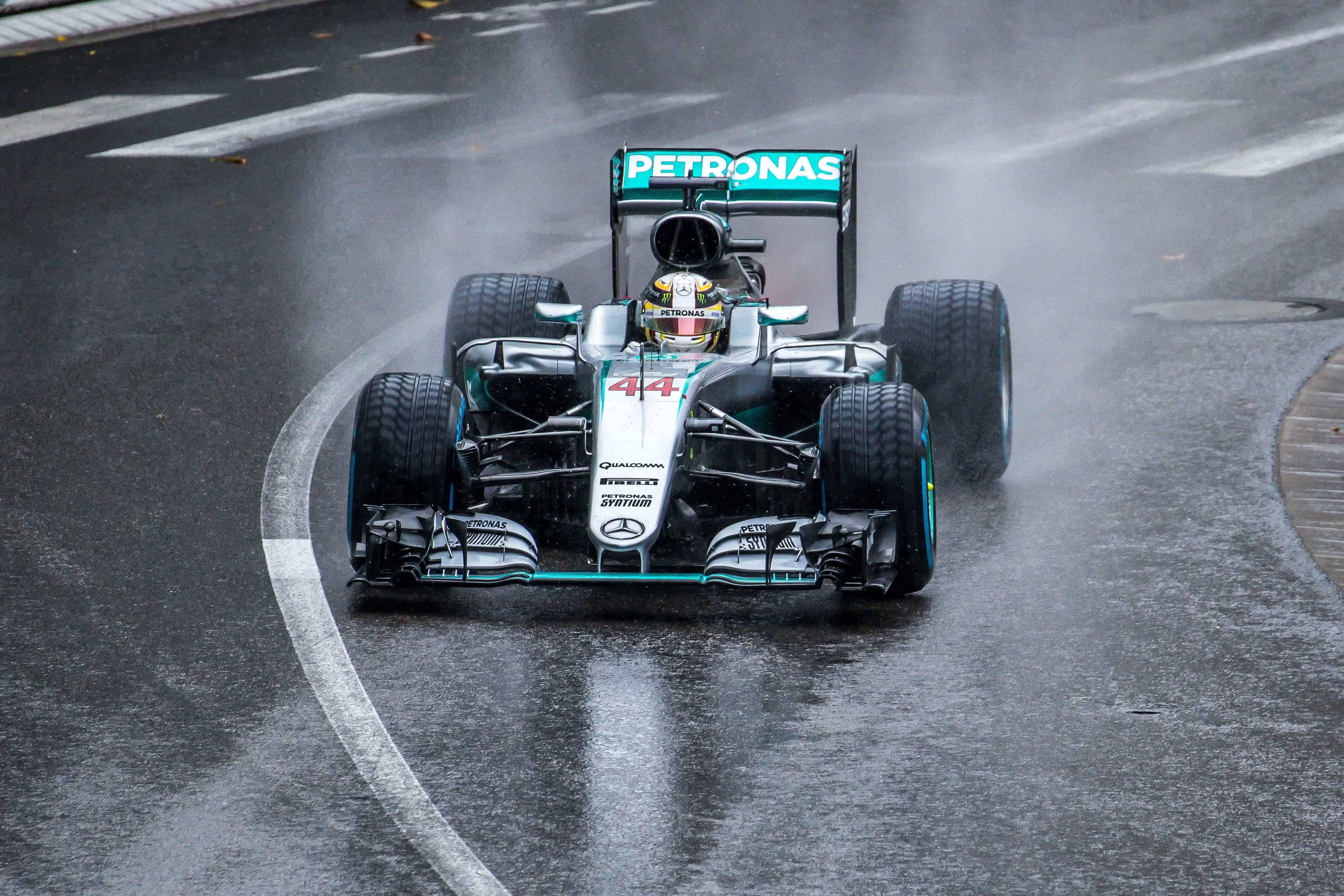 2016 Monaco F1 Grand Prix