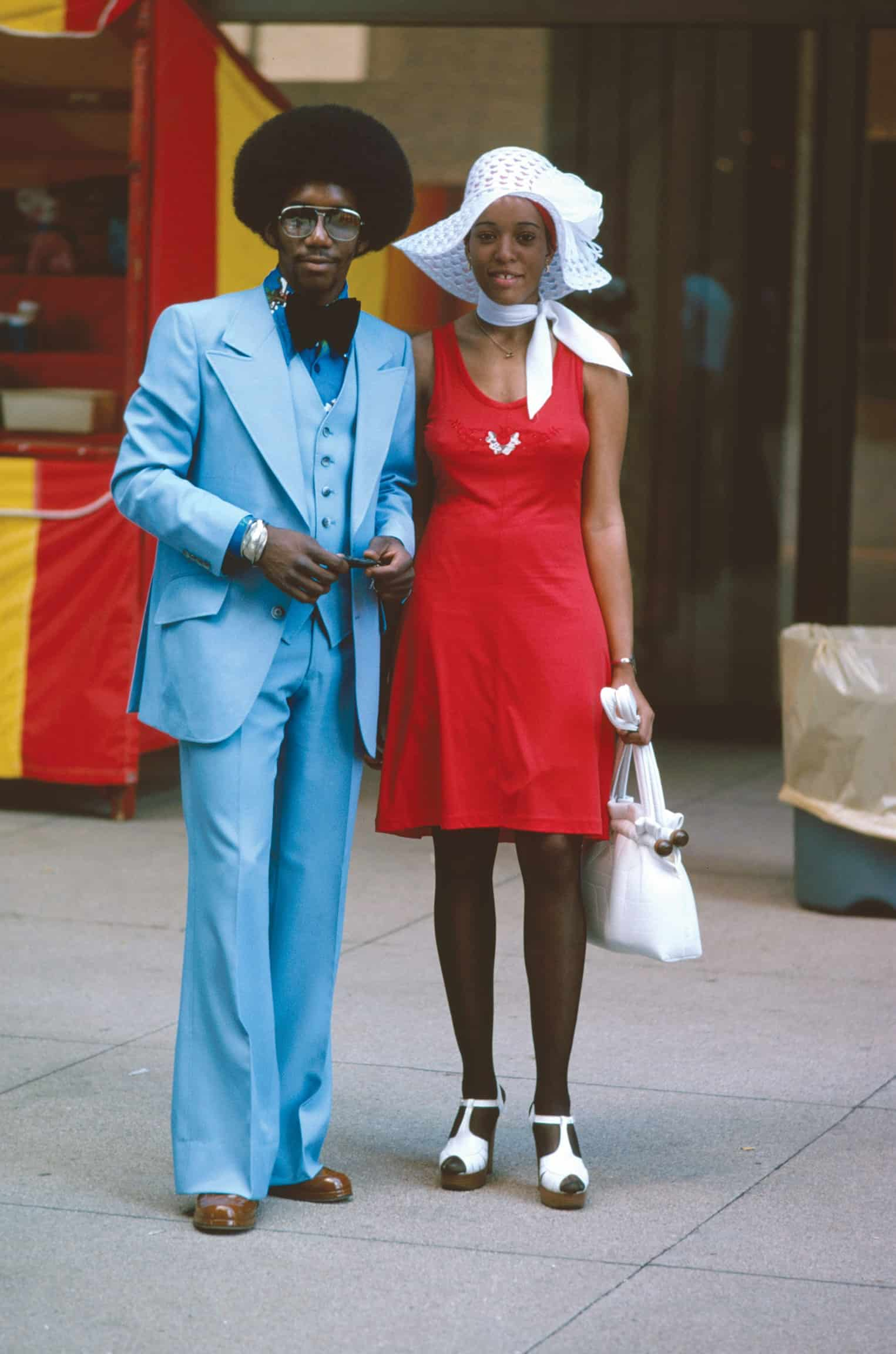 Men's Fashion in the 60's