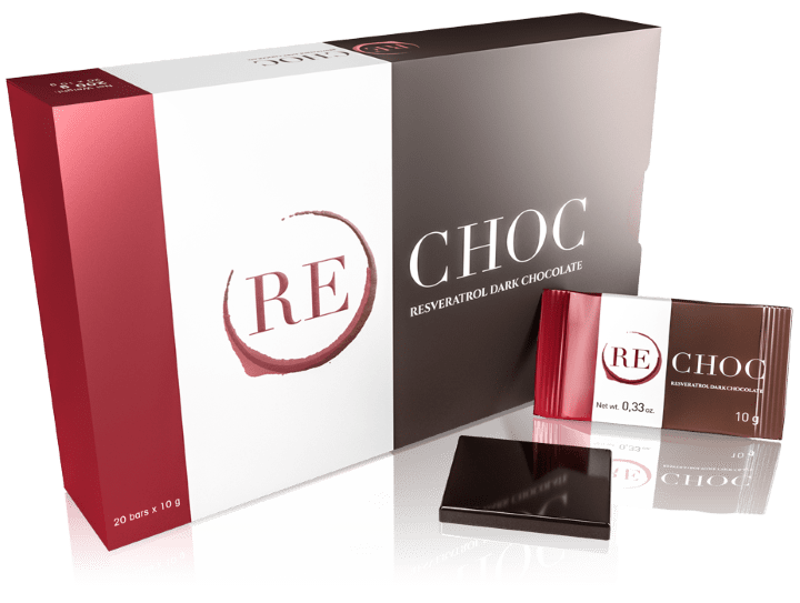 ReChoc  Packaging - 2018 Valentine's Day Gift Guide