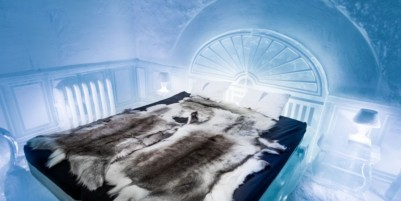 The Ice Hotel Is An Amazing Northern Lights Holiday Destination