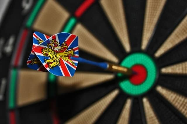 darts target bull s eye delivering 37604 - How to Grow Your Attention by Playing Darts Games