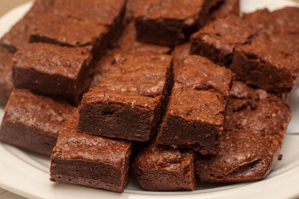 The Best Keto Brownies 3 1024x683 - Super Moist Gluten Free Keto Brownies