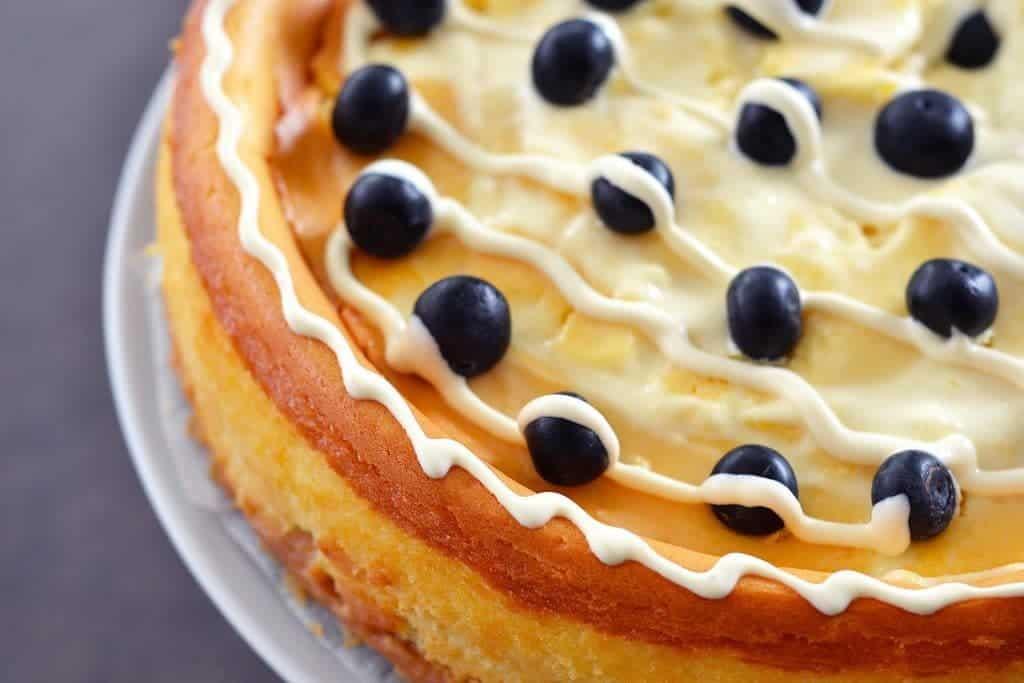 Keto Diet Cheesecake Recipe: The Best Keto Cheesecake