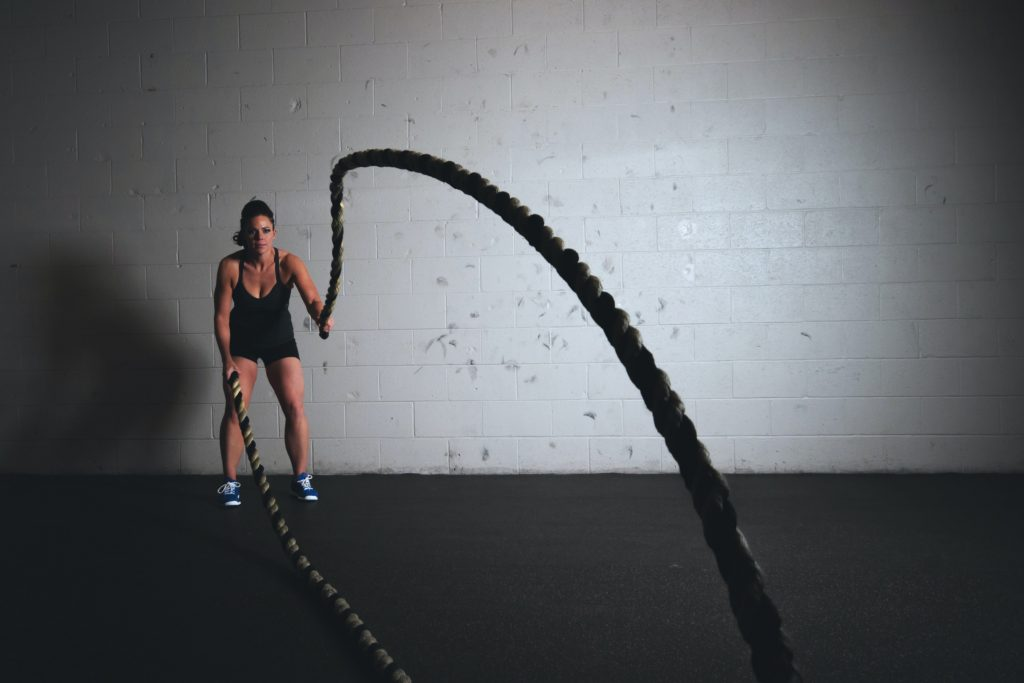 Combat Rope Moves  1024x683 - 5 Combat Rope Moves to Torch Your Metabolism
