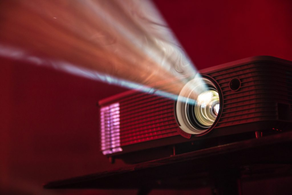 Home Projector 1024x683 - The Best Entertainment Tech You Need