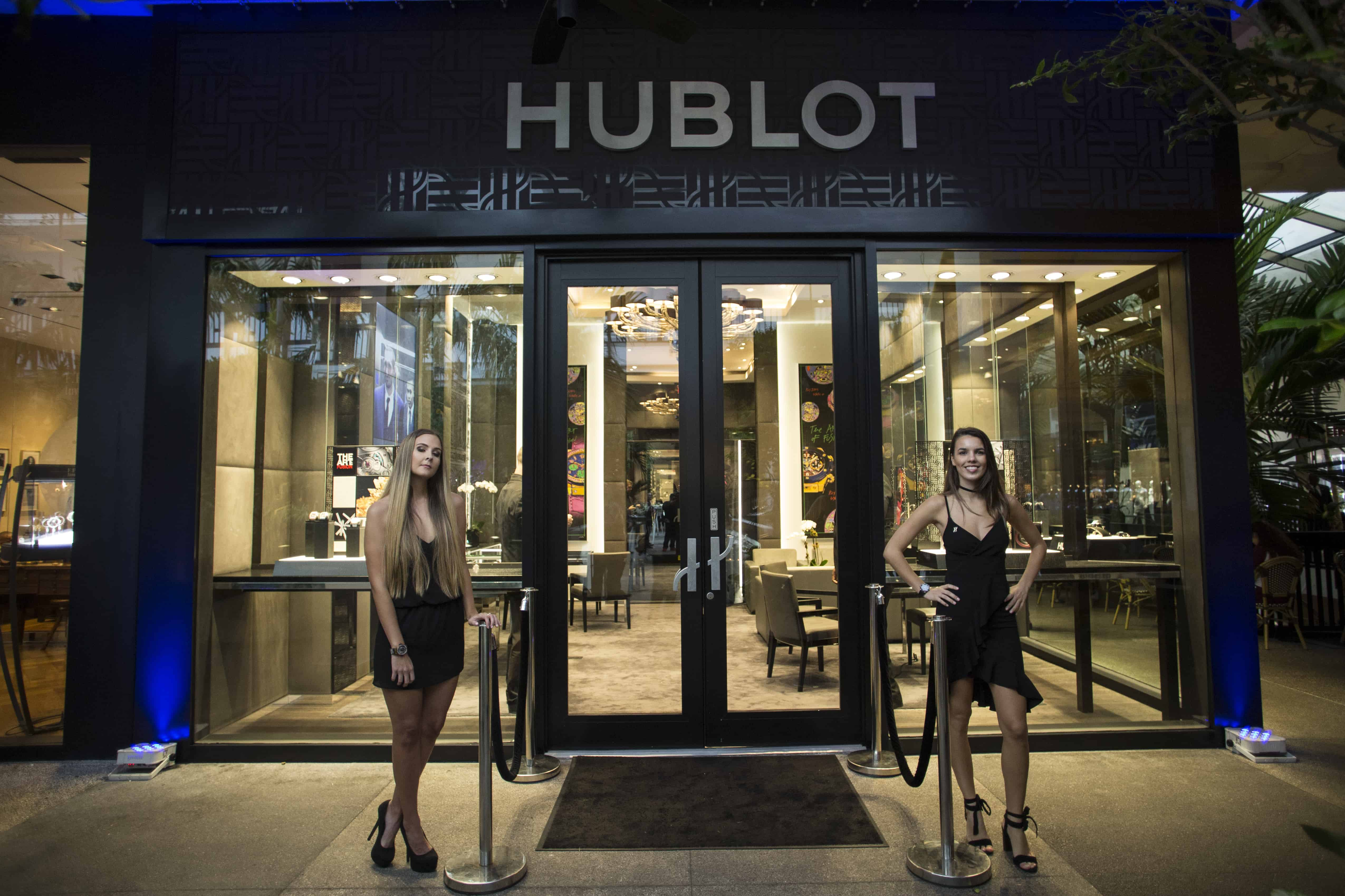 HublotBalHarbour - What happens when Hublot and Best Buddies team up? Just watch!