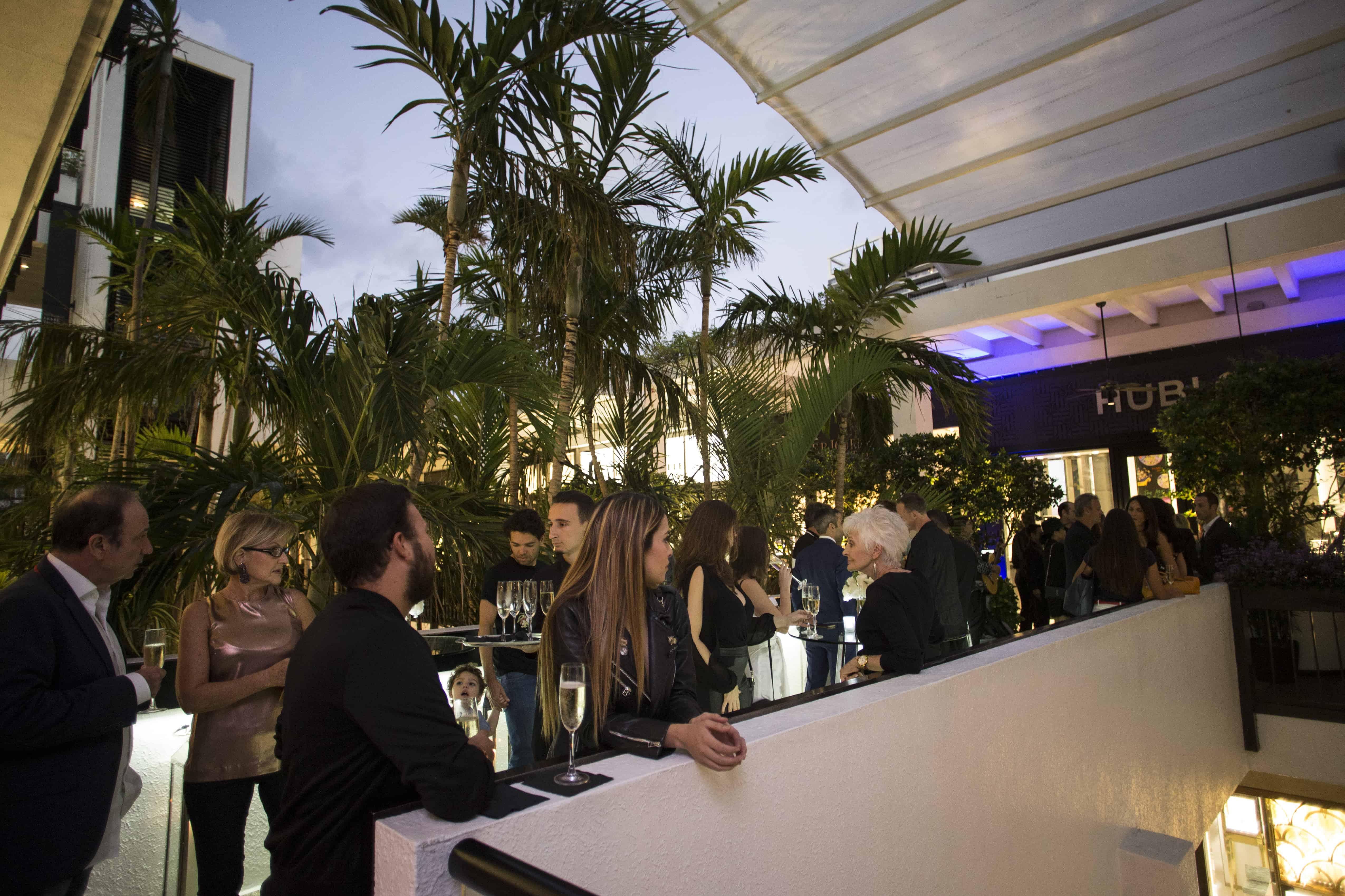 HublotBalHarbour Atmosphere 2 - What happens when Hublot and Best Buddies team up? Just watch!