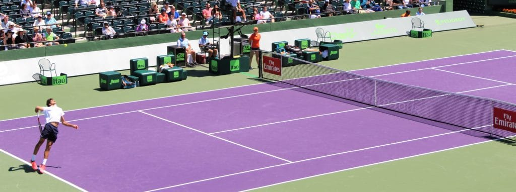 Miami Open 2018 1024x382 - Emirates brings its passion for tennis to Miami