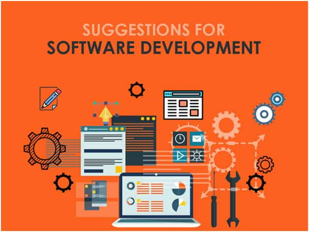 Suggestions for software development - All you need to know for developing a website and software for your startup