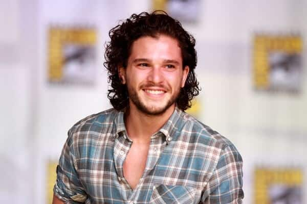 The Curly Jon Snow Hairstyle - Top 10 Popular Men Hairstyles in 2019