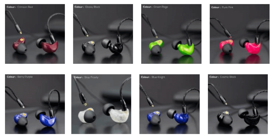 x - Brainwavz introduces its Quad Balanced Armature B400 high performance, audiophile grade earphones to the US