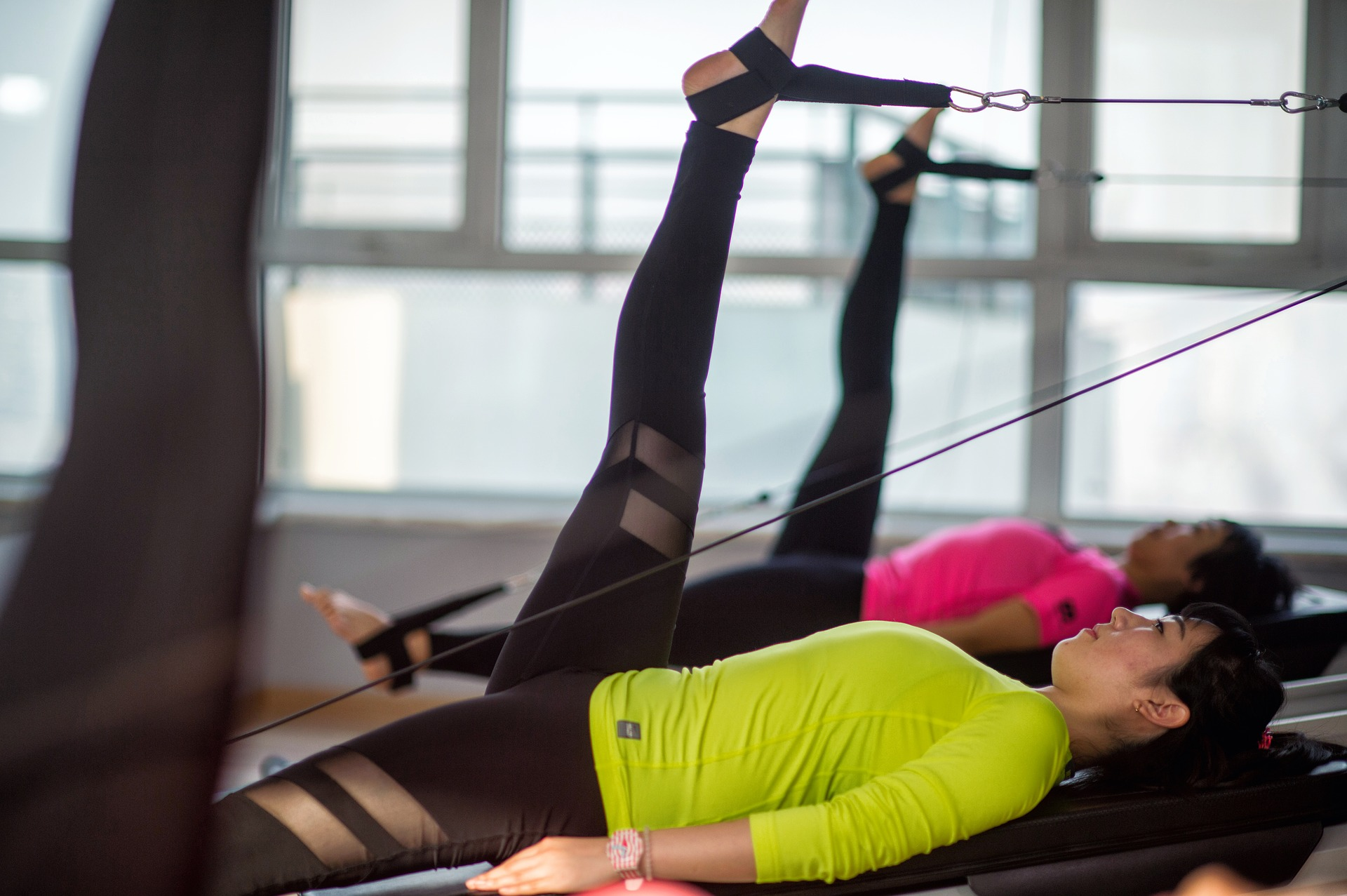 At-Home Pilates Routine