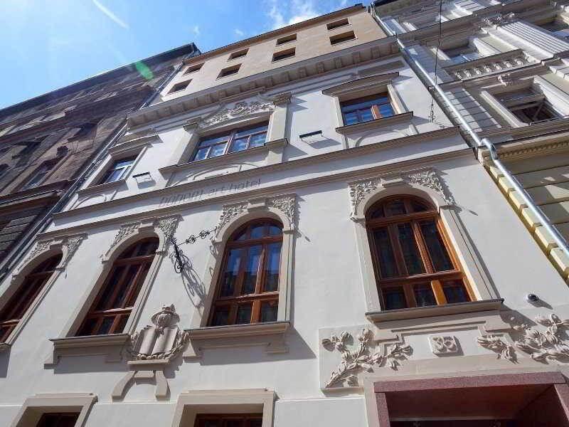 Bohem Hotel Budapest - World's Best Hotels for Art Lovers