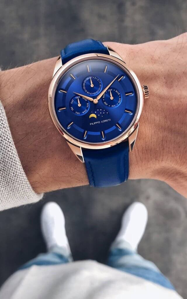VeniceMoonphase RoseGoldBlue Leather 1 640x1024 - I've tried so many watches to find the best: now I've found the winner