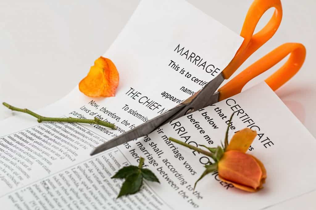 divorce separation marriage breakup split 39483 1 1024x682 - Divorce, Alimony and Single Mothers