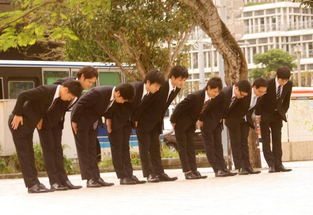 etiquette in Japan 1024x702 - Surprising etiquette rules around the world