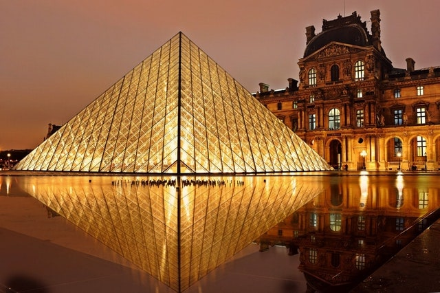 france landmark lights night - A Royal Trip to Paris: Where to Visit?