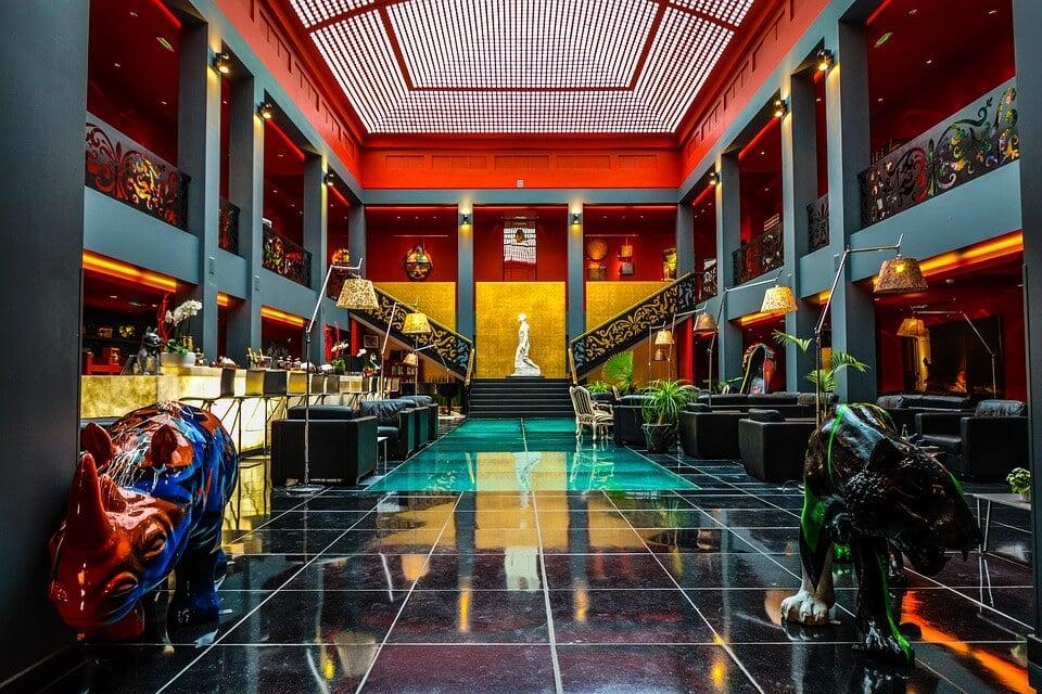 hotel for art lovers