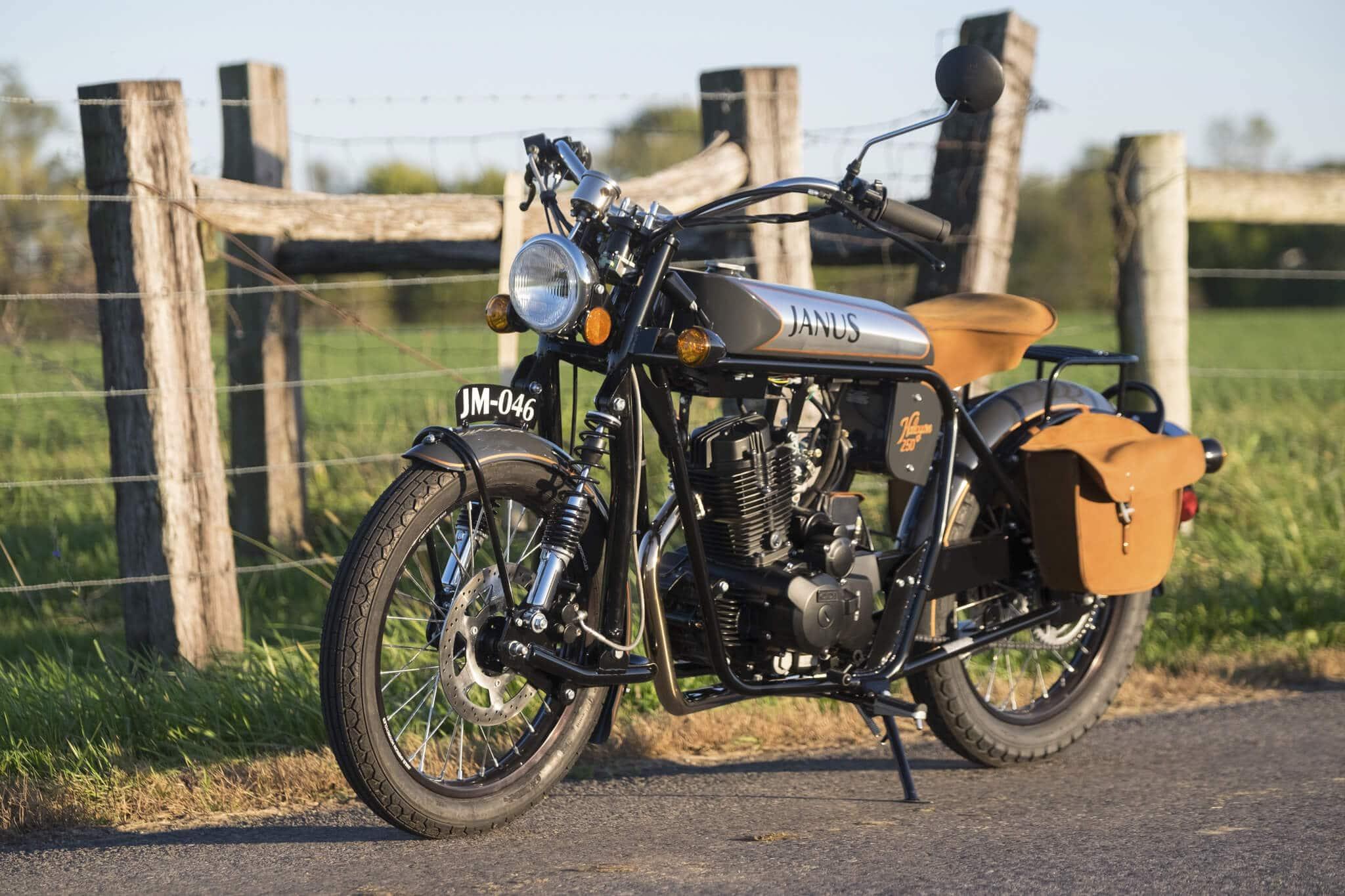 janus phoenix vintage motorcycles