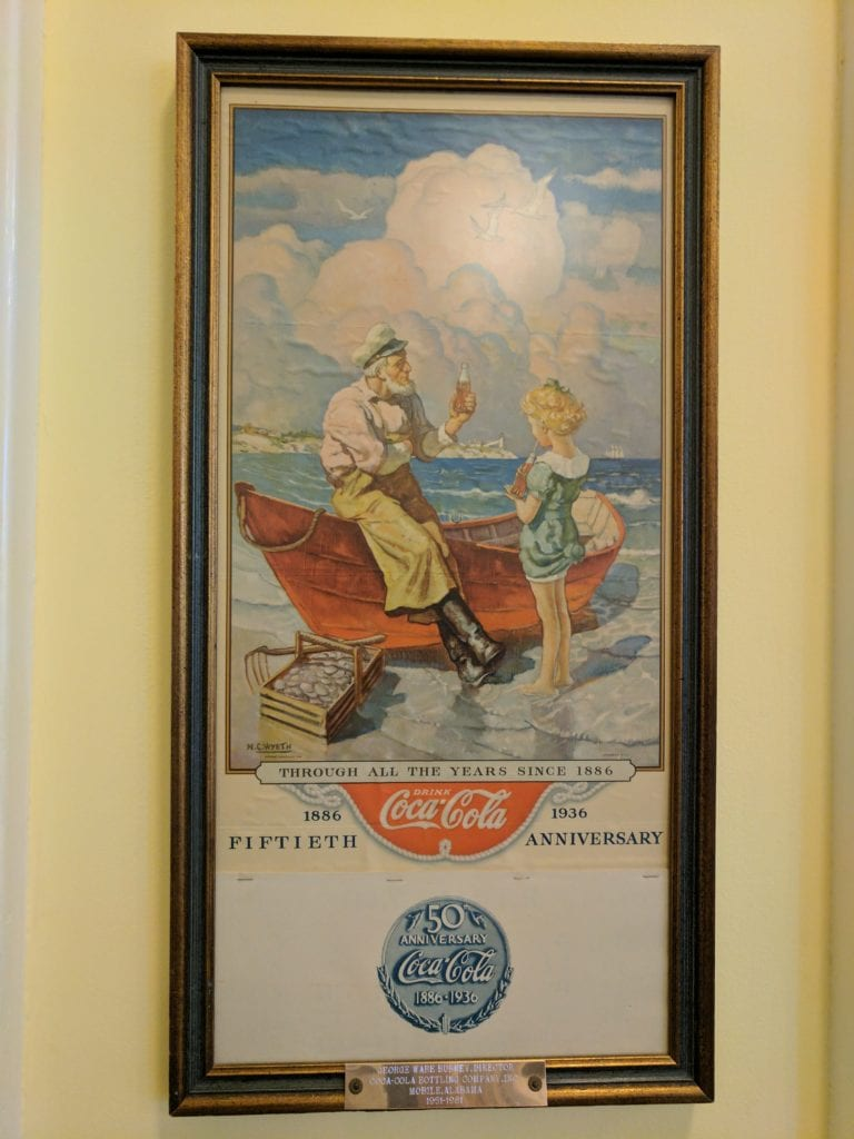 Alabama Coke 768x1024 - This fascinating man Walter Bellingrath grew gardens with Coca-Cola