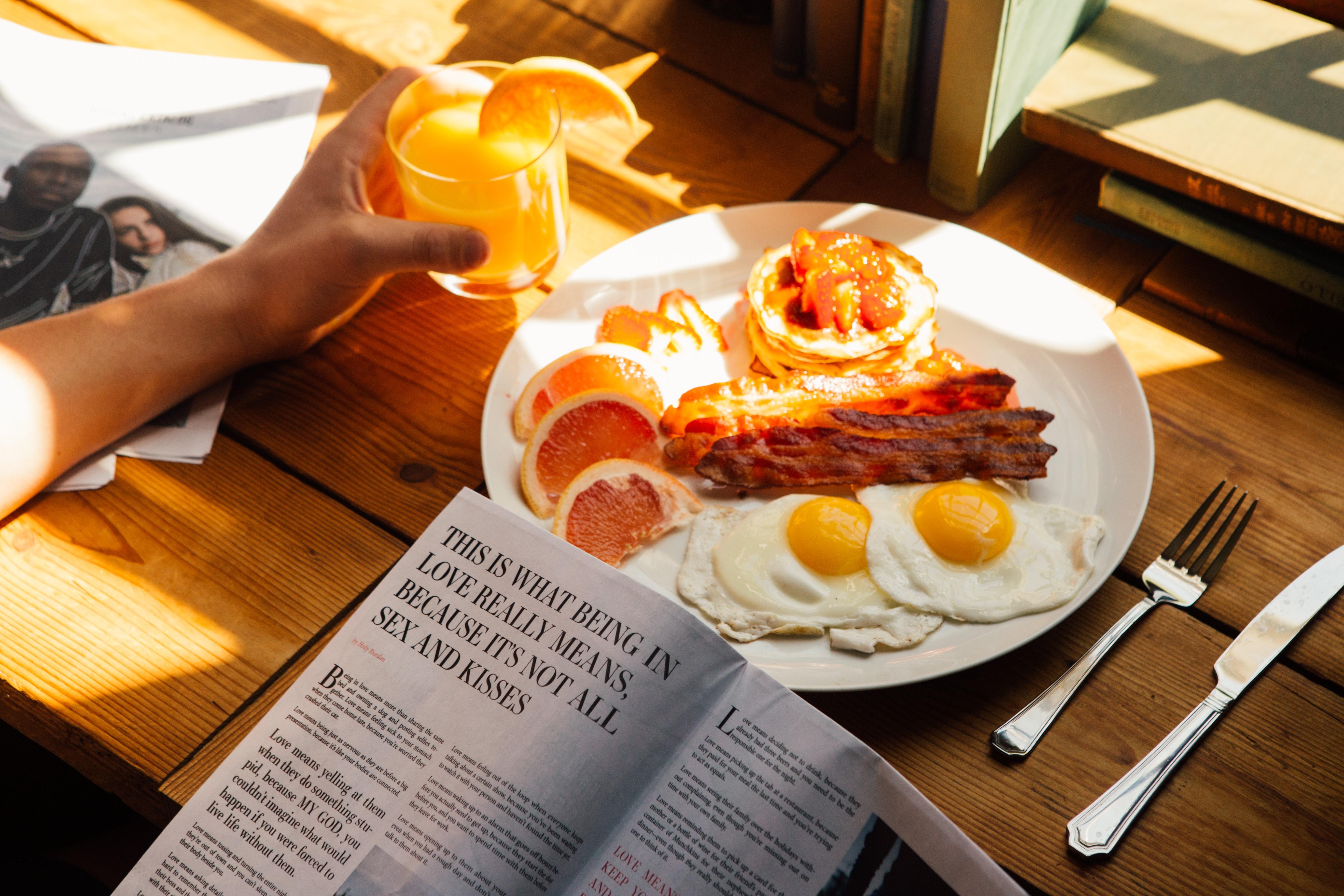 Brain Food for Breakfast