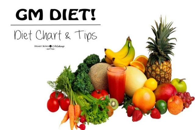 GM diet - Gm Diet Tips and Tricks to Make your Regimen Highly Successful