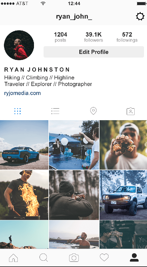 Groomed Instagram page - How to Groom Your Instagram in 3 Simple Steps