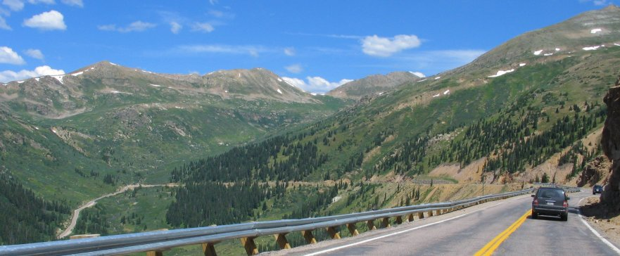 Independence Pass - 12 COLORADO MOTORCYCLE RIDES