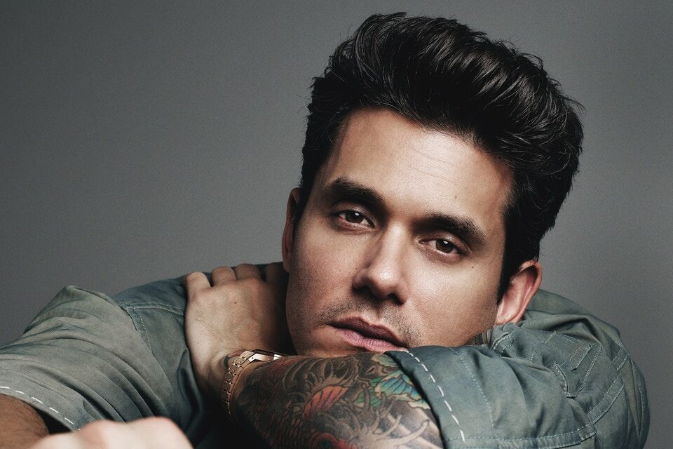 John Mayer - Music in May: Gentleman's Weekend Playlist