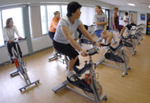 indoor spinning