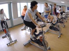 indoor spinning
