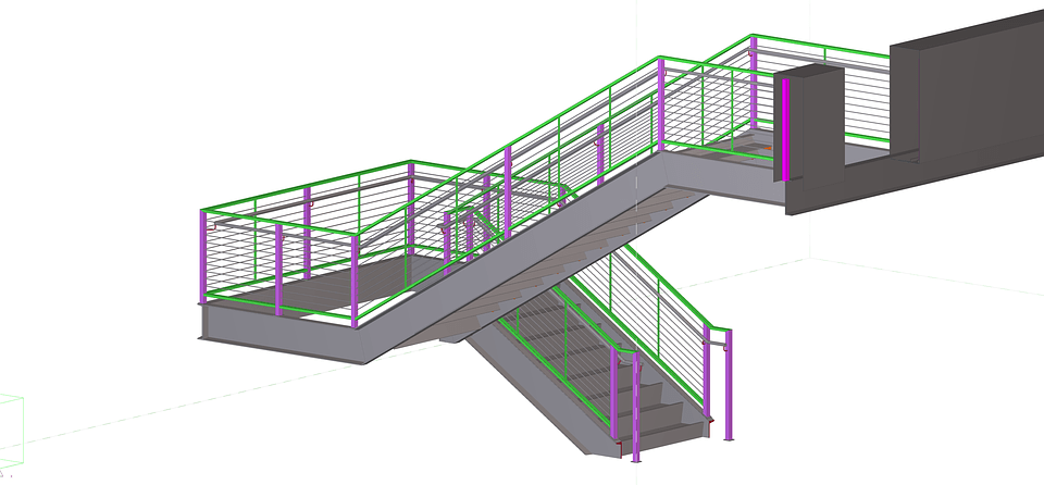 measuring staircase - 3 Steps to Building a Staircase