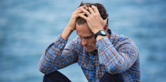 men how is depressed
