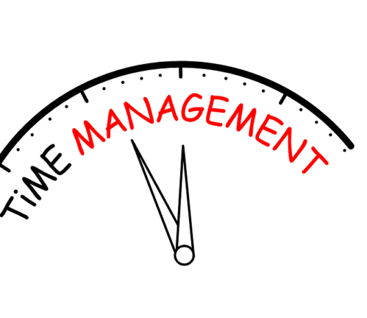 time management for work and study