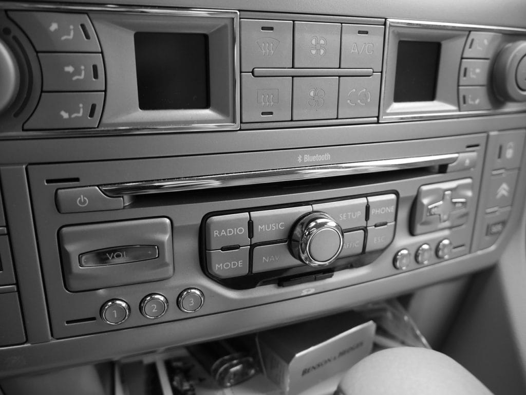 Audio System 1024x769 - Affordable Ways to Improve Your Car