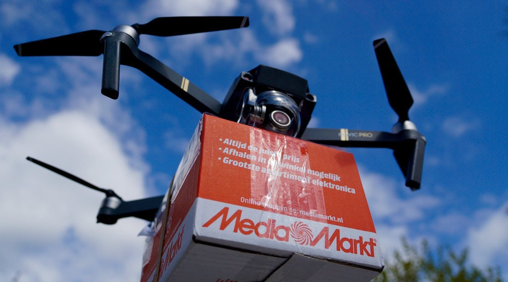 Can Reach Hard to Reach Places 1024x570 - Amazing Reasons a Drone Needs to be Top of Your Shopping List