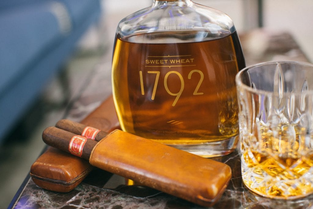 Daniel Marshall Red Label 1024x683 - Why Cigars and Whiskey Are the Perfect Match Made in Heaven (And How to Pair Them)