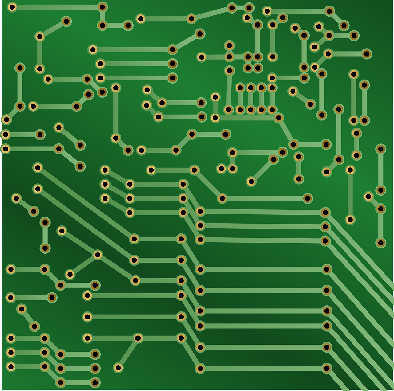 High Density Interconnect Printed Circuit Boards